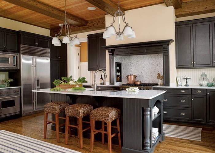 Красивые кухни своими руками фото